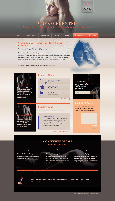 Athena Clinics - Improving Plastic Surgery Worldwide